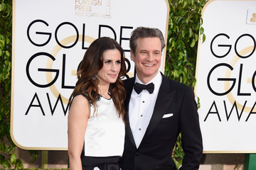 Livia Giuggioli Arrivals at the Golden Globe Awards — Part 2