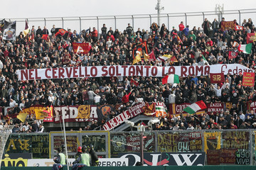 AS Roma AS Livorno Calcio v AS Roma - Serie A