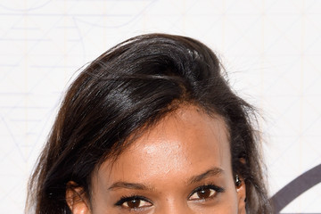 Liya Kebede Louis Vuitton Monogram Celebration