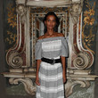 Liya Kebede Vogue Yoox Challenge - The Future Of Responsible Fashion Dinner Event