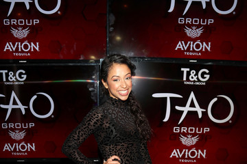 Liza Koshy TAO Group's Big Game Takeover Presented By Tongue & Groove