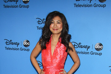 Liza Lapira Disney and ABC Stars Gather in Beverly Hills