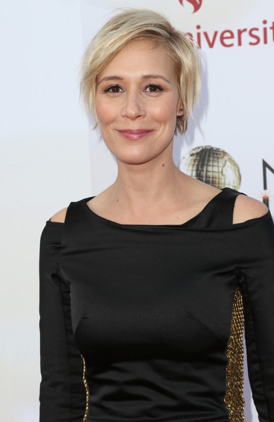 Liza Weil Actress Liza Weil attends the 46th NAACP Image Awards ...