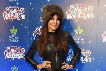 Lizzie Cundy Winter Wonderland VIP Launch Night