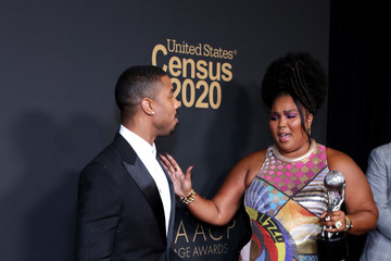 Lizzo BET Presents The 51st NAACP Image Awards - Press Room