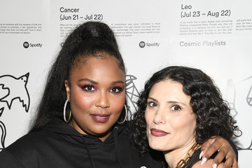 Lizzo Spotify Cosmic Playlist Launch Event