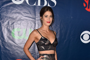 Lizzy Caplan CBS, CW and Showtime 2015 Summer TCA Party - Arrivals