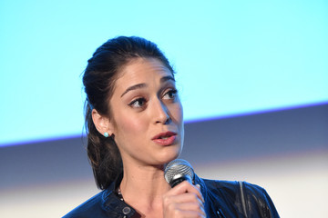 Lizzy Caplan Screening Of Showtime And Sony Pictures Television's 'Masters Of Sex' - Inside