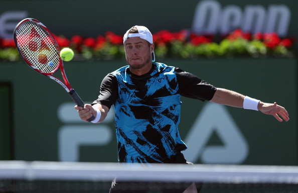 Lleyton Hewitt - BNP Paribas Open - Day 6