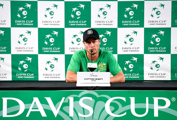 Angry Lleyton Hewitt Calls For ITF Chief To Resign If Davis Cup Plans Fail