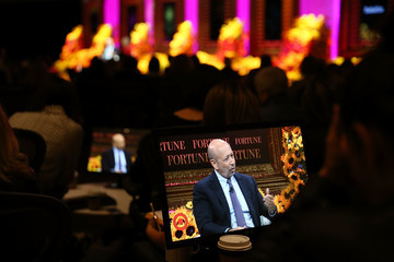 Lloyd Blankfein Fortune Most Powerful Women Summit 2016