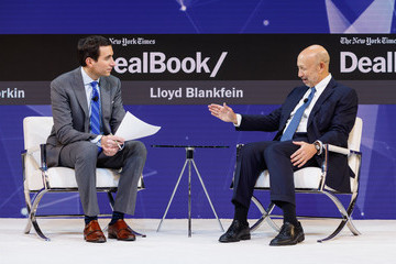 Lloyd Blankfein 2018 New York Times Dealbook