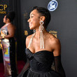 Logan Browning BET Presents The 51st NAACP Image Awards - Red Carpet