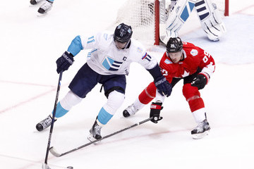 Logan Couture World Cup of Hockey 2016 Final - Game One - Europe v Canada