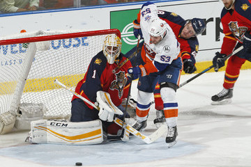 Logan Shaw New York Islanders v Florida Panthers - Game Five