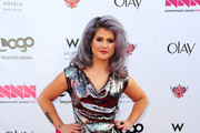 "Televison Personality Kelly Osbourne attends Logo's ""NewNowNext Awards"" 2012 at Avalon on April 5, 2012 in Hollywood, California."