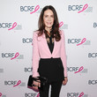Lois Robbins Breast Cancer Research Foundation (BCRF) New York Symposium & Awards Luncheon - Arrivals