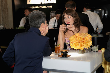 Lola Kirke The 74th Annual Golden Globe Awards, Sponsored by Lavazza
