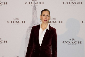 Lola Marceli Stars at the Coach Boutique Opening