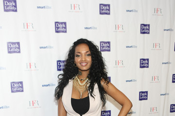 Lola Monroe Harlem's Fashion Row 5th Anniversary - Arrivals - Spring 2013 Mercedes-Benz Fashion Week