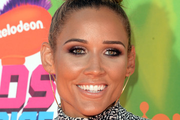 Lolo Jones Arrivals at the Nickelodeon Kids' Choice Sports Awards
