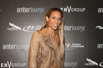 Lolo Jones G.H.MUMM Victory Lounge At Amber Lounge, The Official Formula One After-Party