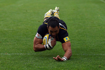 Riki Flutey London Wasps v Northampton Saints - Aviva Premiership