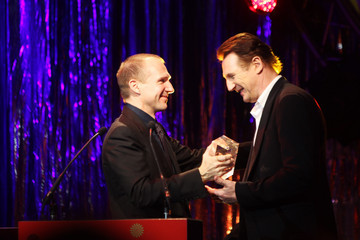 Ralph Fiennes Liam Neeson LondonMoet British Independent Film Awards 2010 - Show