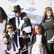 Loraine Smith 50th NAACP Image Awards - Arrivals
