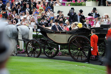Lord Vestey Royal Ascot 2018 - Day 1