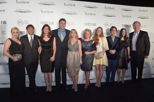 "Vanity Fair Campaign Hollywood - Chrysler Toast To Richard Linklater And ""Boyhood"""