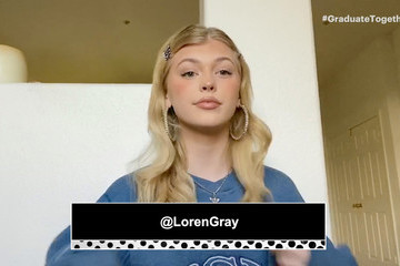 Loren Gray Graduate Together: America Honors the High School Class of 2020