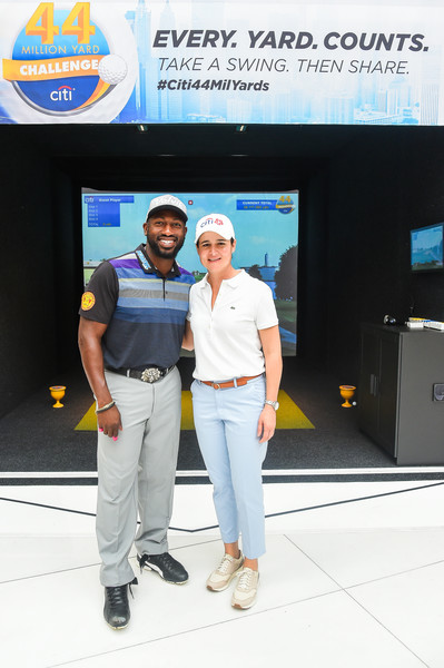 44 Million Yard Challenge at the Presidents Cup Fan Experience, Oculus World Trade Center