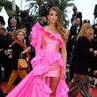 Lorena Rae 'Oh Mercy! (Roubaix, Une Lumiere)'Red Carpet - The 72nd Annual Cannes Film Festival
