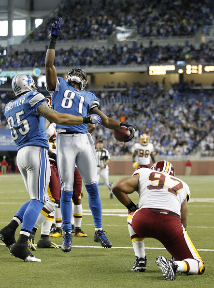 calvin johnson lions scores - photo #14