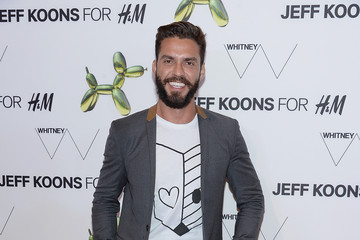Lorenzo Martone H&M Flagship Fifth Avenue Store Launch Event