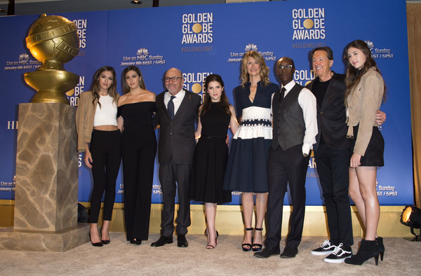 Nominations Announcement for the 74th Annual Golden Globe Awards