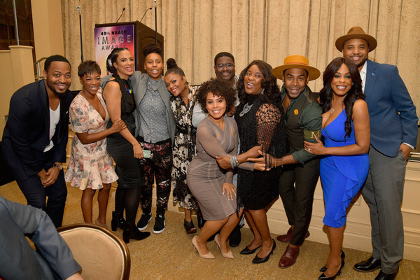 49th NAACP Image Awards Nominees' Luncheon - Inside