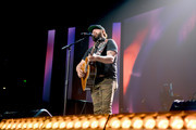 Randy Houser performs onstage for Loretta Lynn: An All-Star Birthday Celebration Concert at Bridgestone Arena on April 1, 2019 in Nashville, Tennessee.