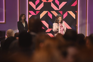 Loretta Lynn Celebrities Attend the Billboard Women in Music Luncheon