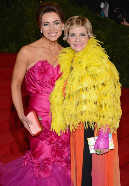 "NY: ""Schiaparelli And Prada: Impossible Conversations"" Costume Institute Gala"