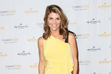 Lori Loughlin Hallmark Channel & Hallmark Movie Channel's 2014 Winter TCA Party - Arrivals