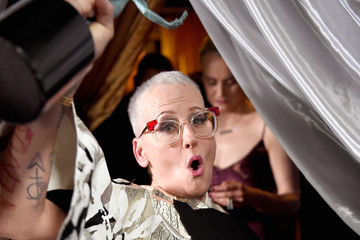 Lori Petty The 23rd Annual Screen Actors Guild Awards - Trophy Room