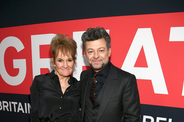 Lorraine Ashbourne GREAT British Film Reception Honoring The British Nominees of The 90th Annual Academy Awards - Red Carpet