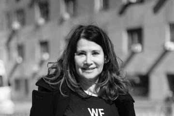 Lorraine Bracco March For Our Lives New York City