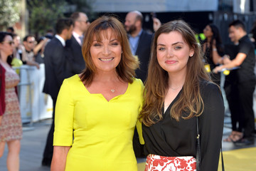 Lorraine Kelly Stars Appear on the 'Minions' World Premiere Red Carpet