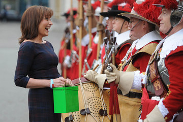 Lorraine Kelly Lorraine Kelly Launches the UK4U! Christmas Box Appeal