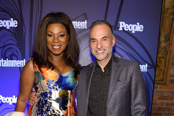 Lorraine Toussaint Entertainment Weekly & People New York Upfronts Party 2018 - Inside
