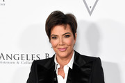 Kris Jenner arrives at the Los Angeles Ballet Gala 2020 at The Broad Stage on February 28, 2020 in Santa Monica, California.