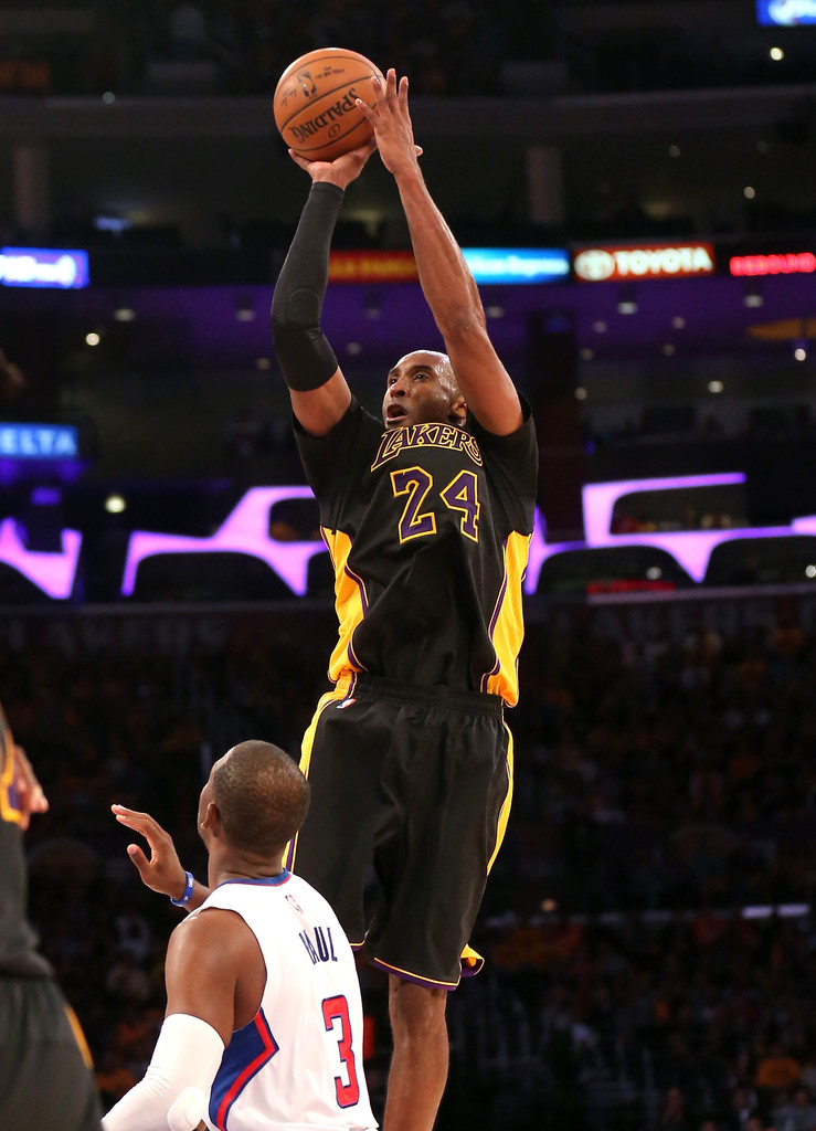 Chris Paul, Kobe Bryant - Chris Paul and Kobe Bryant Photos
